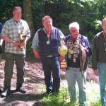 Christoph Eiler, Andreas Schagl, Bernhard Heindl, Luis Widmann, Wolfgang Nitsche